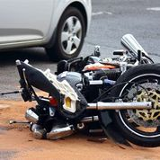 joe-motorcycle and car accident