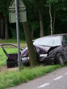 car-accident-into-tree