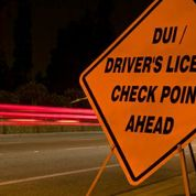 DWI Checkpoint Attorney